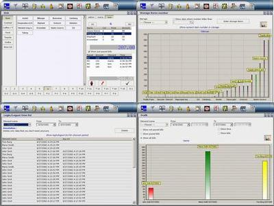 Click to view Cafe management software 4.0 screenshot