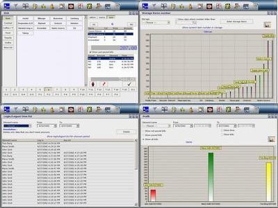 Click to view Cafe management software 4.0 screenshot