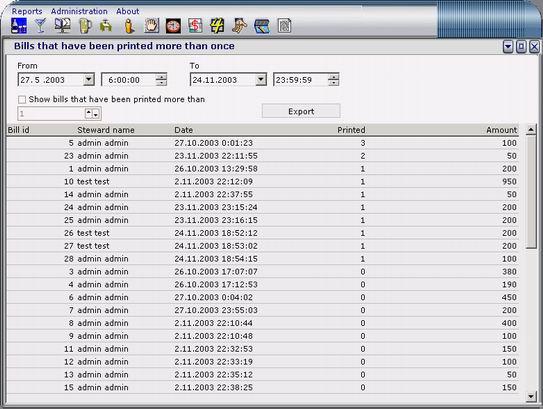 Cafe Cafe Management Software Cafe Billing Softvare
